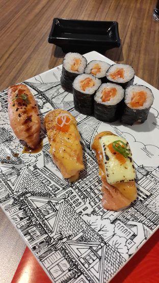 Foto review Tenno Sushi oleh Andri  1