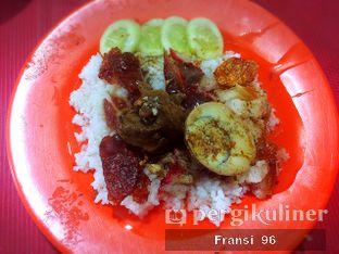 Foto 1 - Makanan di Bakmi dan Bubur Ajung oleh Fransiscus