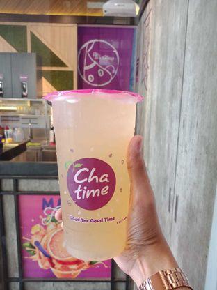 Foto review Chatime oleh Elena Kartika 1