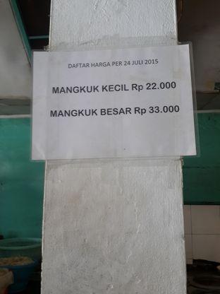 Foto review Bakmi Medan Kebon Jahe oleh irena0302 2