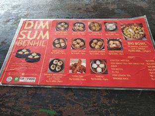 Foto review Dimsum Benhil oleh iqiu Rifqi 3
