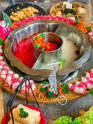 Foto review Chongqing Liuyishou Hotpot oleh heiyika  1