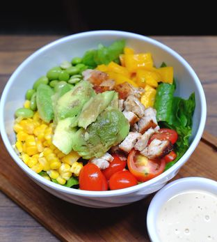 Foto 3 - Makanan(Sumo Sesame Salad) di Kyuri oleh Cindy Y
