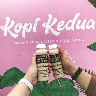 Foto review Dua Coffee oleh @makanmoloe  | Toga 1
