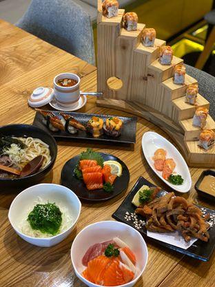 Foto 5 - Makanan di Okinawa Sushi oleh Duolaparr