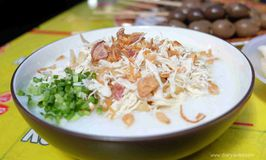 Bubur Ayam Jakarta