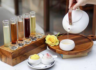Ngeteh Cantik ala Bangsawan di 8 Tea Cafe Jakarta!