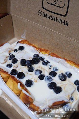Foto 1 - Makanan(Signature Cream Cheese Boba Pan Toast) di Chew Chew oleh Shella Anastasia