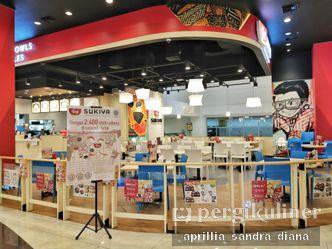 Foto Interior di Sukiya