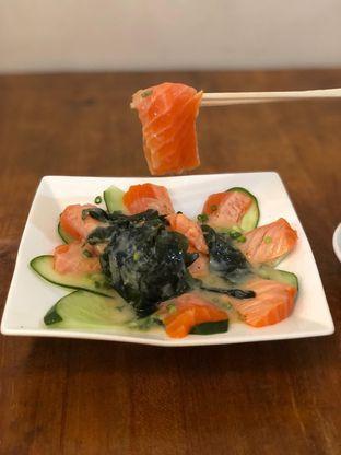 Foto 1 - Makanan di Umaku Sushi oleh @makantinggalmakan