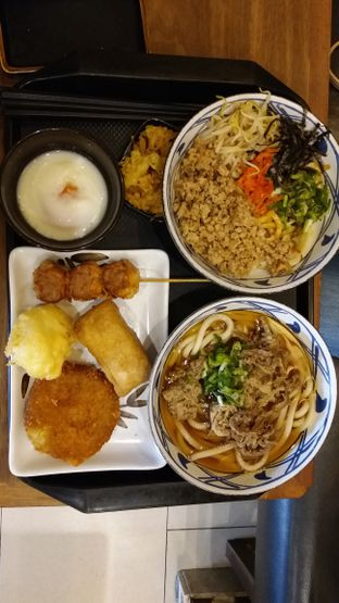 Foto review Marugame Udon oleh Jenny (@cici.adek.kuliner) 5