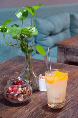 Foto 6 - Makanan di PLUIE Cafe & Resto oleh yudistira ishak abrar