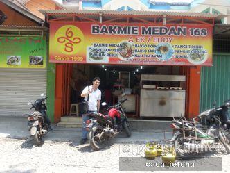 Foto Eksterior di Bakmie Medan 168 Aek Eddy