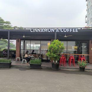 Foto 1 - Eksterior di Saint Cinnamon & Coffee oleh Asahi Asry    @aci.kulineran