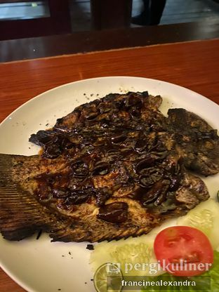 Foto 5 - Makanan di Talaga Sampireun oleh Francine Alexandra