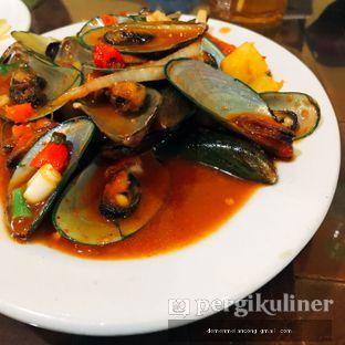 Foto 1 - Makanan(Kerang Hijau Asam Pedas) di Ani Seafood oleh Demen Melancong