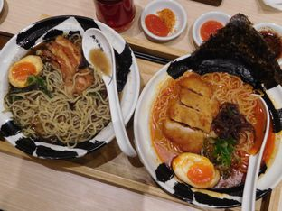 Foto review Menya Musashi Bukotsu oleh Angelina wj 3