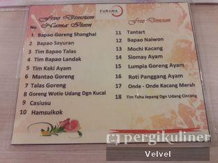 Foto 10 - Menu(Free Dimsum Menu) di Furama - El Royale Hotel Jakarta oleh Velvel