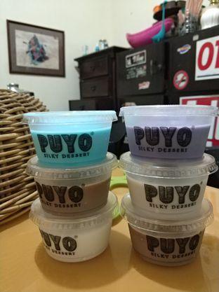 Foto 2 - Makanan di Puyo Silky Desserts oleh iqiu Rifqi
