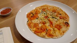 Foto 6 - Makanan(Margarita pizza) di Dino Bites oleh maysfood journal.blogspot.com Maygreen