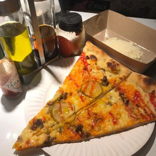 Foto 6 - Makanan di Sliced Pizzeria oleh Pengembara Rasa