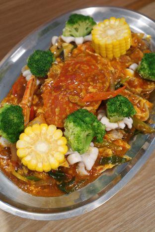 Foto 6 - Makanan di Rezeki Seafood oleh feedthecat