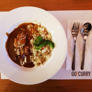Foto 1 - Makanan di Go! Curry oleh Alexander Michael