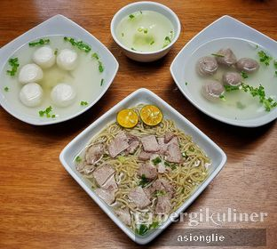 Foto 5 - Makanan di Mie Onlok Palembang oleh Asiong Lie @makanajadah