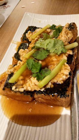Foto 6 - Makanan(Tahu Dengan Ayam Cincang) di The Grand Ni Hao oleh Komentator Isenk