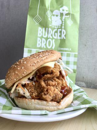 Foto review Bros Burger oleh Prido ZH 8