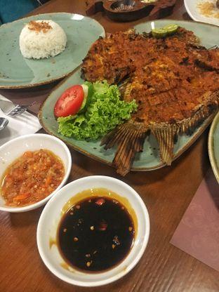 Foto 1 - Makanan(Gurame Bakar) di Mendjangan oleh Fadhlur Rohman