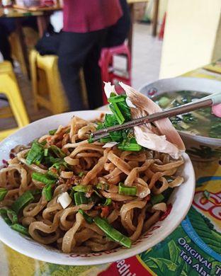Foto review Mie Ayam Acing oleh Junior  1