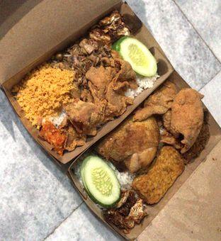 Foto - Makanan di Nasi Kulit Mak Judes oleh @belfoodiary