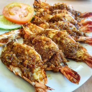 Foto 2 - Makanan(Udang Bakar Rica) di Restaurant Sarang Oci oleh Eric  @ericfoodreview