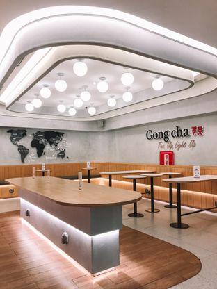 Foto review Gong cha oleh @Foodbuddies.id | Thyra Annisaa 2