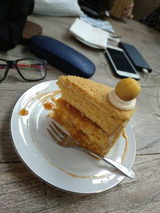 Foto 5 - Makanan(Nastar crumble cake) di Amyrea Art & Kitchen oleh Gabriel Yudha   IG:gabrielyudha
