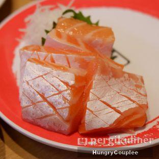 Foto 1 - Makanan di Genki Sushi oleh Hungry Couplee