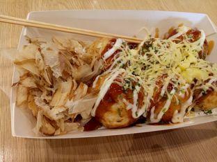 Foto 2 - Makanan di Japanese Takoyaki Yamatoya oleh Alfian Christianto