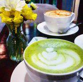 Foto Green Tea Latte di Meet Me Cafe