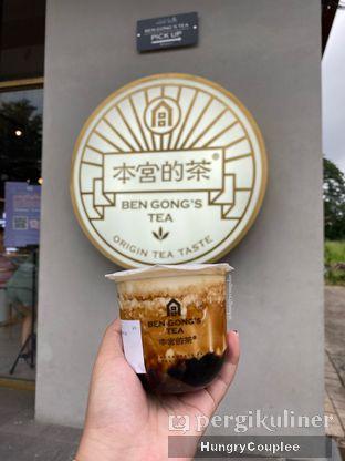 Foto 1 - Makanan di Ben Gong's Tea oleh Hungry Couplee
