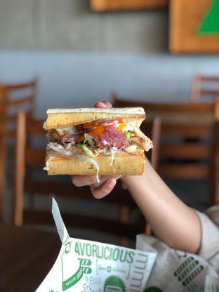 Foto 2 - Makanan di Quiznos oleh @makantinggalmakan