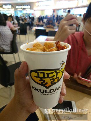 Foto - Makanan(MEDIUM KOREAN HONEY CHICKEN) di Kkuldak oleh #alongnyampah