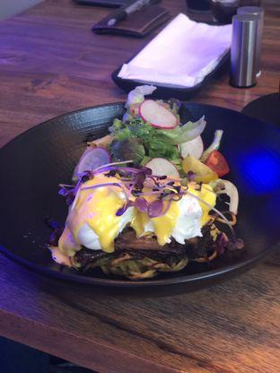 Foto 1 - Makanan(Egg Burnaddict) di Burns Cafe oleh Budi Lee