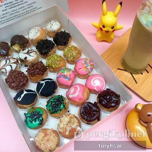 Foto 1 - Makanan di J.CO Donuts & Coffee oleh Tiny HSW. IG : @tinyfoodjournal