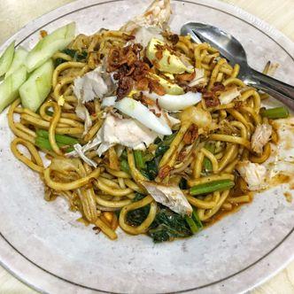 Foto Makanan di Mie Kluntung Kapasan Pak Yanto