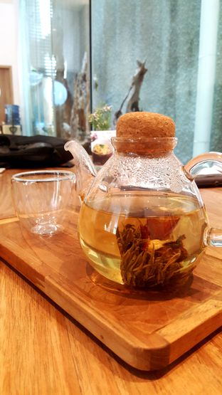 Foto 2 - Makanan di Lewis & Carroll Tea oleh Naomi Suryabudhi
