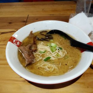 Foto 2 - Makanan di Universal Noodle Ichiro Chazuke Ramen Market oleh Grasella Felicia