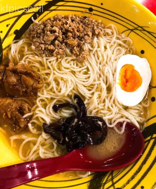 Foto 2 - Makanan(sanitize(image.caption)) di Universal Noodle Ichiro Ochazuke Ramen oleh Kumala Yang