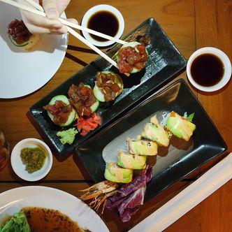 Foto Makanan di lapislapis