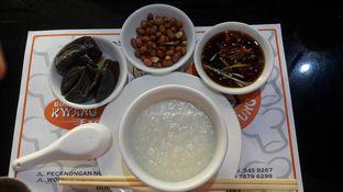 Foto 1 - Makanan di Bubur Kwang Tung oleh Ayunisa Fitriani Jilan